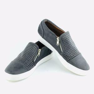 Report Alexa Side Zip Slip on Sneakers  Size 8.5